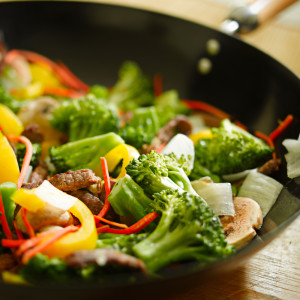 Lori Smith Priest healthy cooking advice